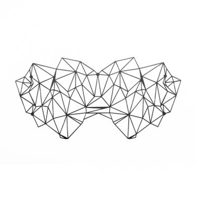 Эротическая маска на глаза BIJOUX Eyemask - Kristine ( ромбики)