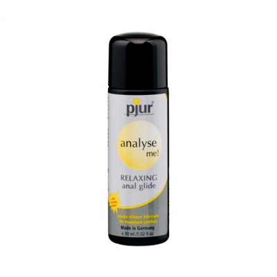 Анальная смазка на силиконовой основе Pjur analyse Me!