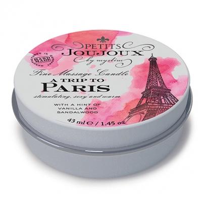 Массажные свечи от Petit Joujoux A Trip to... (разные ароматы)