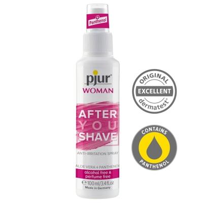 Спрей после бритья pjur Woman, 100 мл