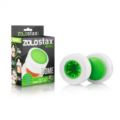Карманный мастурбатор ZOLO Stax Remix Dome