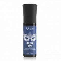 Збуджуючий гель для аннілінгуса Orgie Greek Kiss