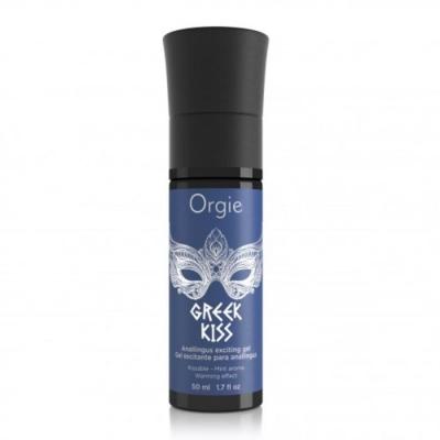 Возбуждающий гель для аннилингуса Orgie Greek Kiss