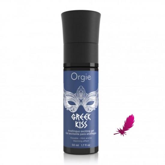 Возбуждающий гель для аннилингуса Orgie Greek Kiss - фото0