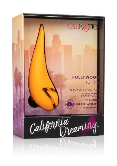 Клиторальный вибратор Hollywood Hottie, CalExotics - фото1