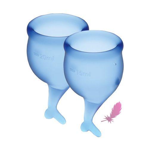 Набір менструальних чаш Satisfyer Feel Secure - фото0