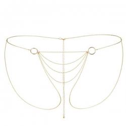 Украшение Bijoux Indiscrets Magnifique Bikini Chain - Gold