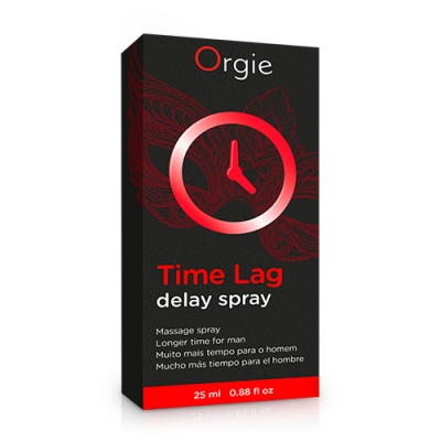 Спрей пролонгатор для мужчин Time Lag Orgie