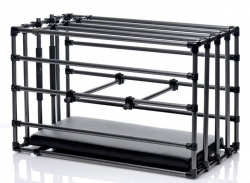 Клетка для наказаний Kennel Adjustable Bondage Cage