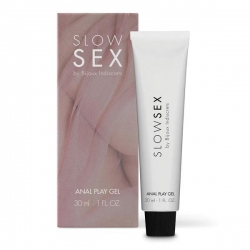 Гель для анальної стимуляції ANAL PLAY  Slow Sex by Bijoux Indiscrets