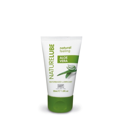 Лубрикант с алое HOT Nature ALOE VERA