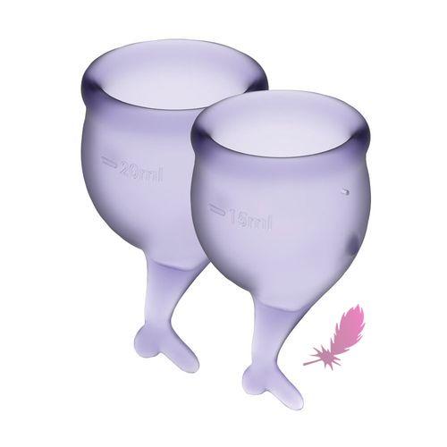 Набір менструальних чаш Satisfyer Feel Secure - фото5