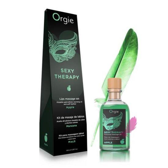 Набор для оральных ласк Orgie Sexy Therapy - фото2