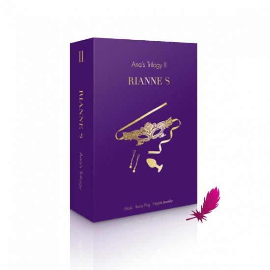 Подарочный набор Rianne S Soiree Ana's Trilogy Set II - фото6