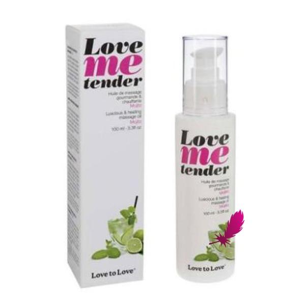 Ароматизированное масло массажное Love To Love - фото2