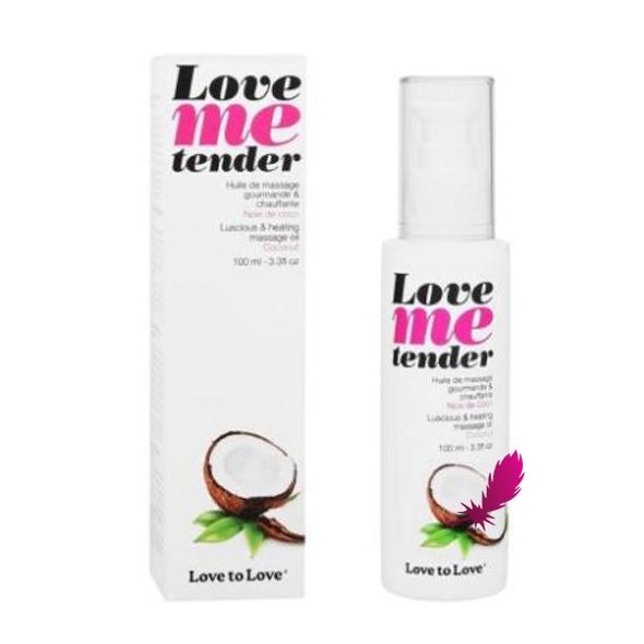 Ароматизированное масло массажное Love To Love - фото3
