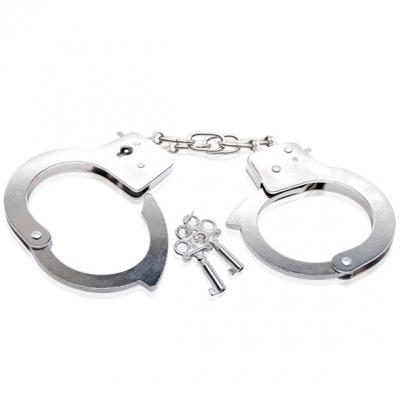 Металлические наручники Handcuffs Metall
