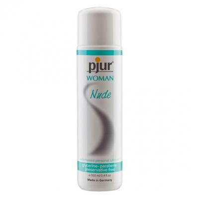 Смазка на водной основе для чувствительной слизистой Pjur Woman Nude
