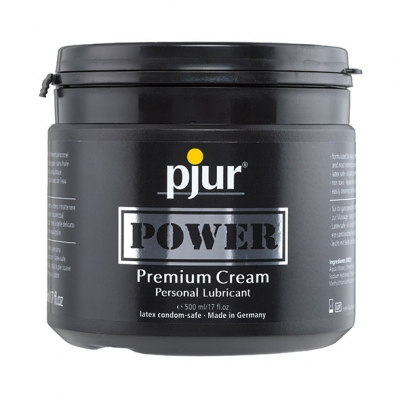 Cмазка на силиконово-водной основе Pjur Power