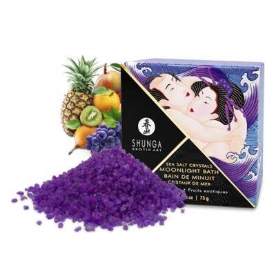 Cоль для ванны Shunga Moonlight Bath - экзотические фрукты