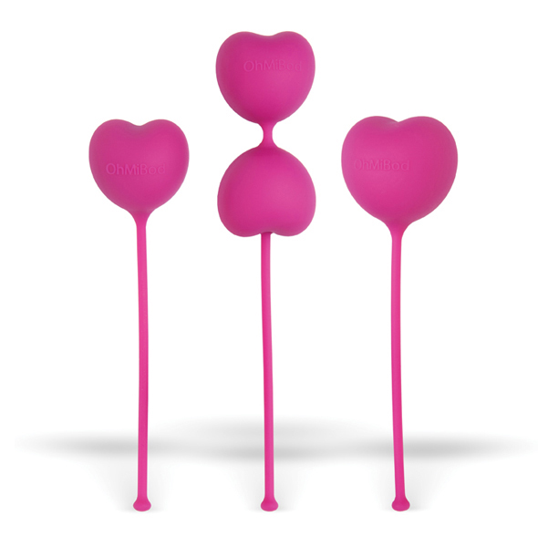 Набор вагинальных шариков LOVELIFE BY OHMIBOD - фото