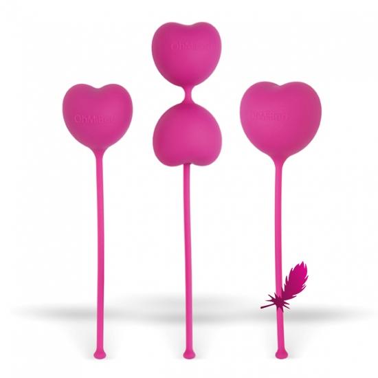 Набор вагинальных шариков LOVELIFE BY OHMIBOD - фото0