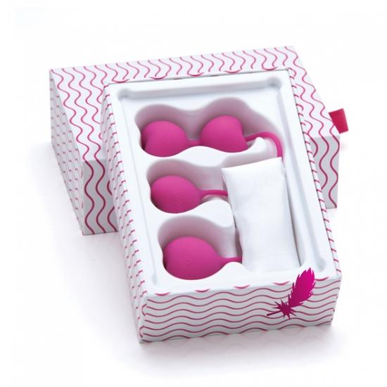 Набор вагинальных шариков LOVELIFE BY OHMIBOD - фото3