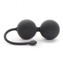 Вагінальні кульки Fifty Shades of Grey Tighten and Tense Silicone Jiggle Balls