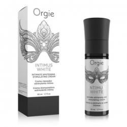 Возбуджающий гель с эффектом осветления кожи INTIMUS WHITE Orgie