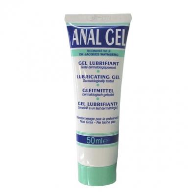 Анальная смазка на водной основе Lubrix Anal Gel, 50 мл