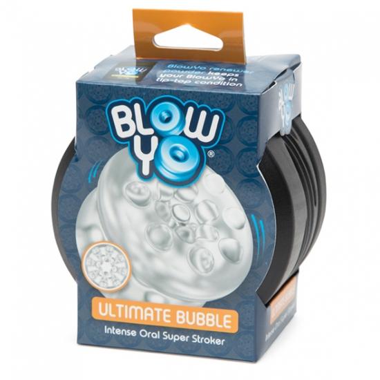 Мастурбатор BlowYo Ultimate Bubble - фото0