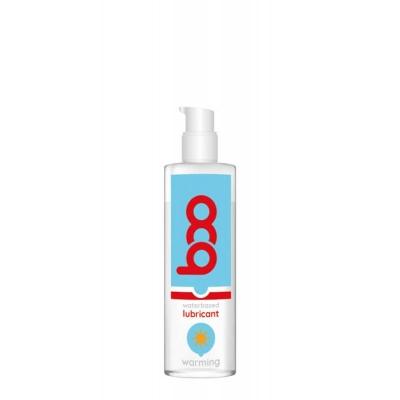 Смазка на водной основе с согревающим эффектом BOO 50 мл