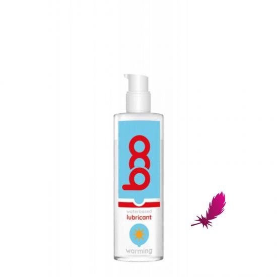 Смазка на водной основе с согревающим эффектом BOO 50 мл - фото0