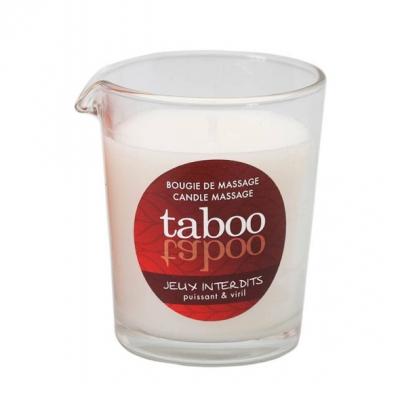 Массажная свеча Taboo