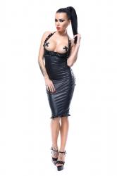 Черное платье Laureen Demoniq