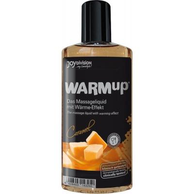 Массажное масло WARMup со вкусом карамели