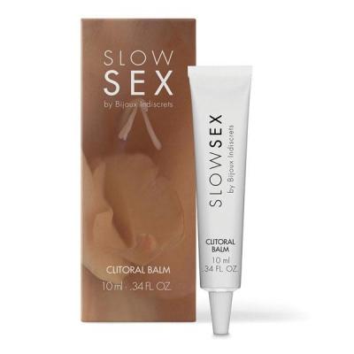Клиторальный бальзам CLITORAL BALM Slow Sex Bijoux Indiscrets (Испания)