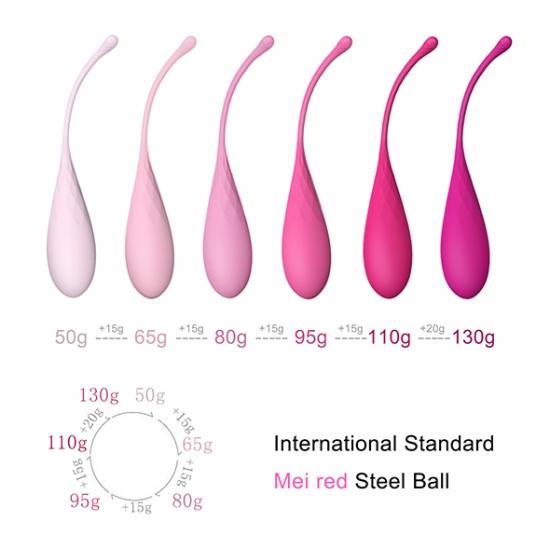 Набор вагинальных шариков FeelzToys FemmeFit - фото6