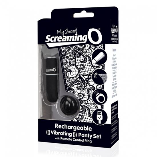 Вибратор для трусиков The Screaming O - фото1