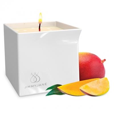 Массажная свеча Jimmyjane с ароматом Манго