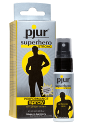Пролонгирующий спрей pjur Superhero Strong Spray