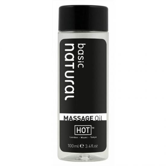 Масажне масло HOT з ароматом жасмину - фото5