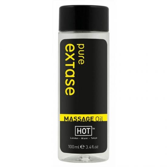 Масажне масло HOT з ароматом жасмину - фото2