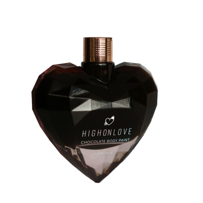 Фарба для тіла HighOnLove Chocolate Body Paint (100 мл)