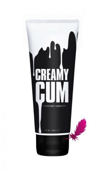 Лубрикант Creamy Cum (150 мл) - фото