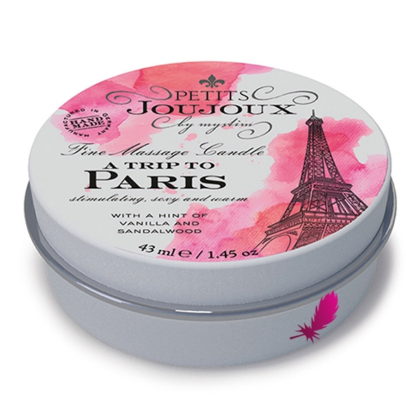 Массажные свечи от Petit Joujoux A Trip to... (разные ароматы) - фото