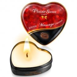 Массажные свечки сердечко Plaisirs Secrets
