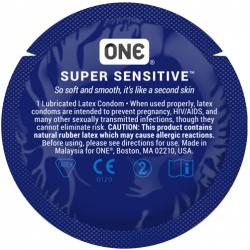 Презерватив One Super Sensitive