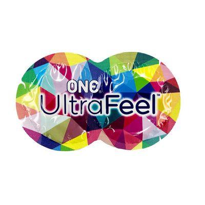 Презерватив с лубрикантом One UltraFeel