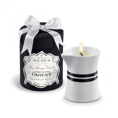 Массажная свеча Petits Joujoux Orient, 190 мл
